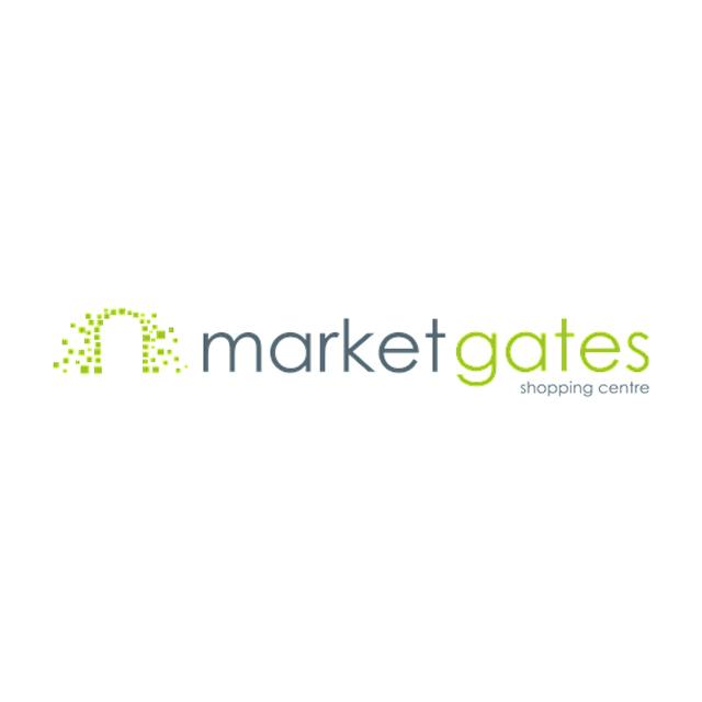 Market Gates Shopping Logo