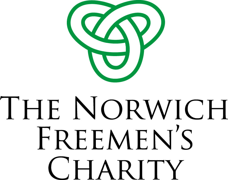 the norwich freemens charity logo
