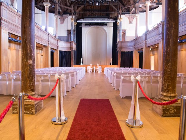 Weddings at St Georges Theatre