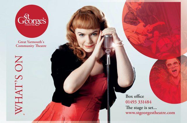 St George's Theatre - Programme