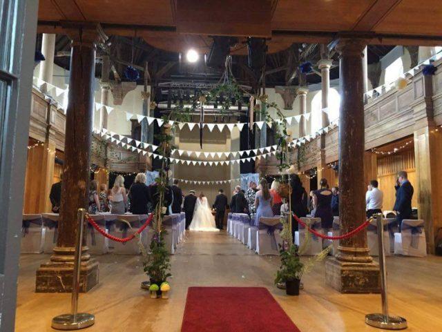 St George's Theatre Wedding Venue